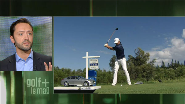 PlayingGolf consulting Golf+ / Canal +
